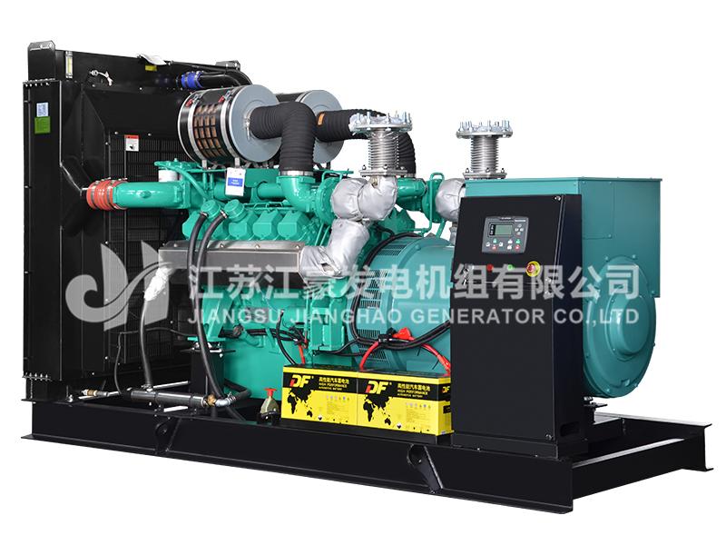 科(ke)克柴(chai)油發電機組